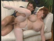 Notorious Mature Immense Orb Queen Kitty Natividad Gets Anal