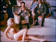 Super-fucking-hot wife's striptease: Wife Swappers (1965 glamour)