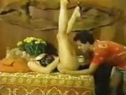 MOM Son's friend Sex(Nina Hartley)