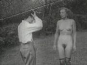 Vintage Old-school 40's Porn