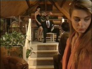 Zara Whites in a old school Italian movie