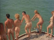old college nudist camp scene