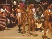 Miss Nude Challenge 1970's