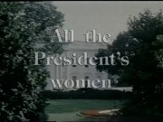 All The President's Ladies UTTER VINTAGE MOVIE