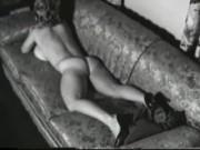 Vintage Pornography Tweak of steamy meaty funbag blonde
