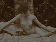 Vintage Naked Pinup Photos c. 1900