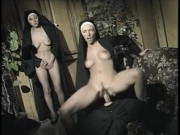 Wicked italian priest & 2 nuns