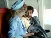 Stewardesses plow and fellate in 'Sky Foxes' (1986) – part 2