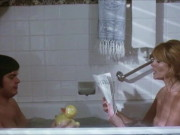 Mom, I want to take a bathtub with you! (vintage)