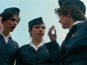 Voluptuous Flygirls (1976, US, 35mm full flick, DVD tear)